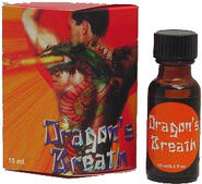 Dragons Breath 15ml Leather Cleaner 15ml