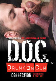 Drunk On Cum Collection - Boxed Set (4 DISCS)