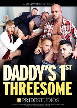Daddy's 1st Threesome