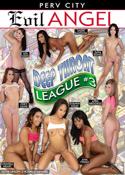 Deep Throat League #03
