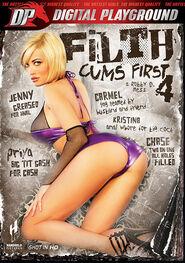 Filth Cums First #04