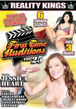 First Time Auditions #25