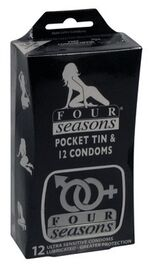 Four Seasons 12s Regular in Black Collectors Tin