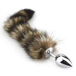 Fox Tail Fetish Anal Plug