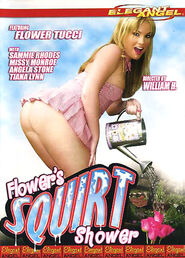 Flowers Squirt Shower #01