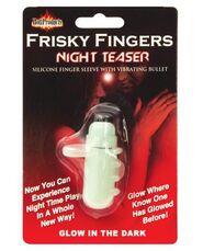 Frisky Fingers Sleeve Glow in The Dark