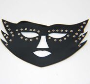 Fetish Fantasy Blindfold Mask Heavy