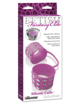 Fetish Fantasy Elite Silicone Cuffs