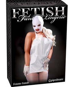 Fetish Fantasy Femme Fatale Diva Costume