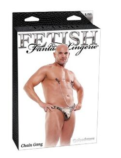 Fetish Fantasy Chain Mens Jocks
