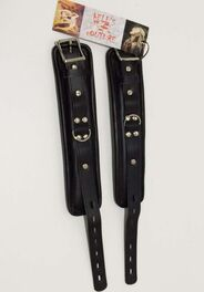Fetlife Wrist/Ankle Restraints Leather