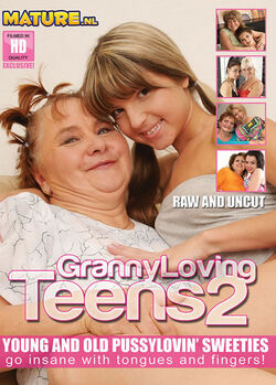 Granny Loving Teens #02