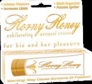 Horny Honey Exhilarating His & Hers Arousal Cream