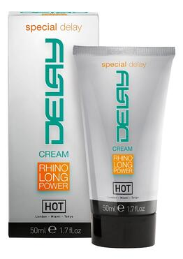 Hot Delay Cream 50ml