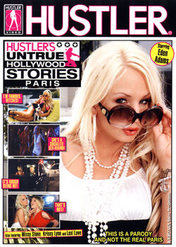 Hustler\'s Untrue Hollywood Stories - Paris