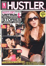 Hustler\'s Untrue Hollywood Stories Lindsay Lohan