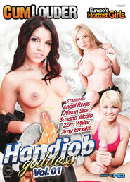 Handjob Goddess #01