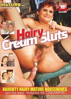 Hairy Cream Sluts