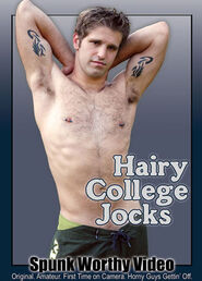 Hairy College Jocks