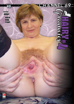 Hairy Grannies #04