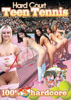 Hard Court Teen Tennis