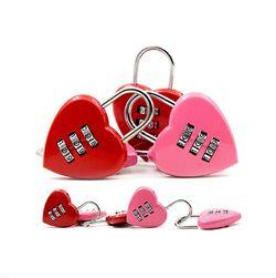 Heart Password Lock