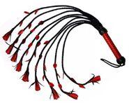 Heatwood Flogger Leather Nine Tail