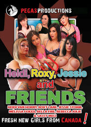 Heidi Roxy Jessie And Friends