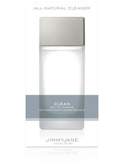 Jimmyjane Sensual Care Clean Toy Cleaner