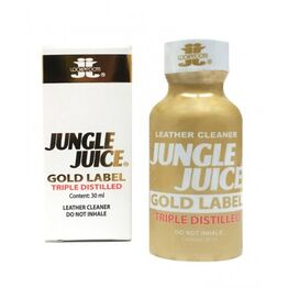 Jungle Juice Gold Label Triple Distilled 30ml