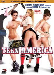 Jack's Teen America # 11
