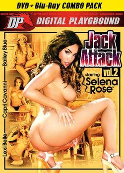 Jack Attack # 02 (Blu-Ray + DVD)
