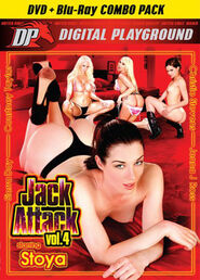 Jack Attack #04 (Blu-Ray + DVD)