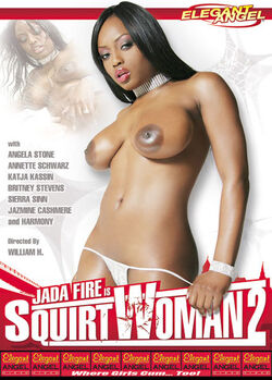 Jada Fire Is Squirtwoman #02