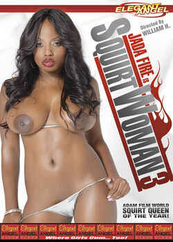 Jada Fire Is Squirtwoman #03