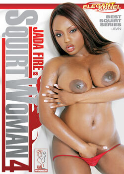 Jada Fire Is Squirtwoman #04