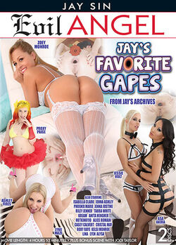 Jay's Favourite Gapes (2 Disc)