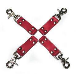 KinkLab Leather Hog Tie
