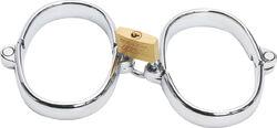 Lock Up Steel Cuffs