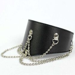 Ladies Posture Collar with Chains Light