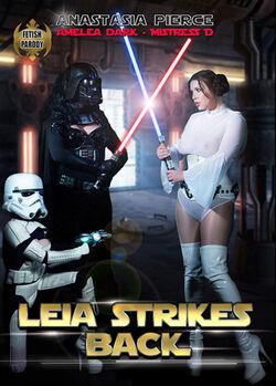 Leia Strikes Back