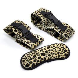 Leopard Beginner Lovers Soft 3 piece Kit