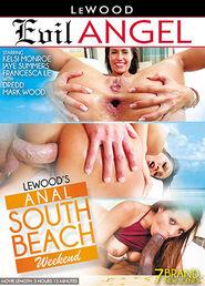 LeWood's Anal South Beach Weekend