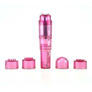 Pocket Pleasure Vibrator & Attachments