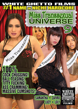 Miss Transsexual Universe #09
