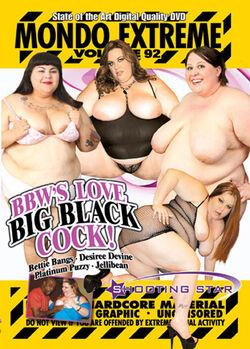Mondo Extreme #92 - BBWs Love Big Black Cock