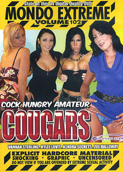 Mondo Extreme #102 - Cock Hungry Amateur Cougars