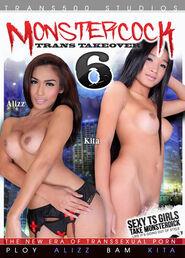 Monster Cock : Trans Take Over #06