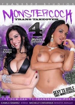 Monster Cock : Trans Take Over #04