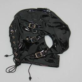 Multiplex Bondage Hood Faux Leather